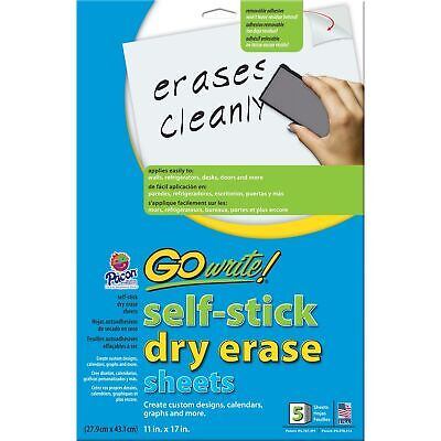 Pacon Gowrite Dry-erase Sheet