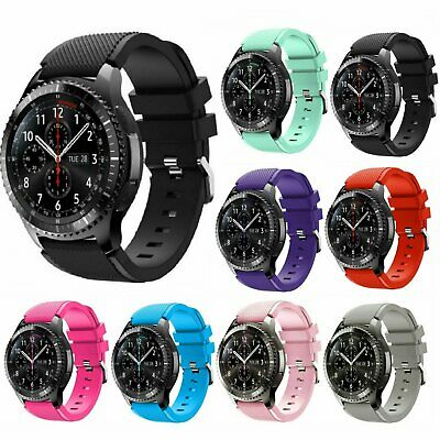 silicone bracelet strap replacement watch band