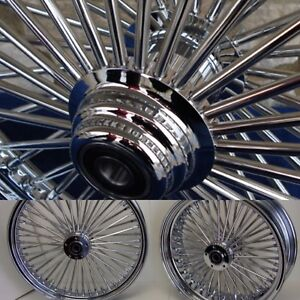 Brand new Harley big spoke wheel sets