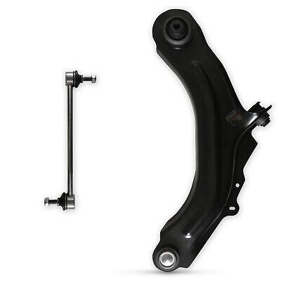 For Renault Captur 2013- Front Lower Suspension Wishbone Control Arm RH + Link