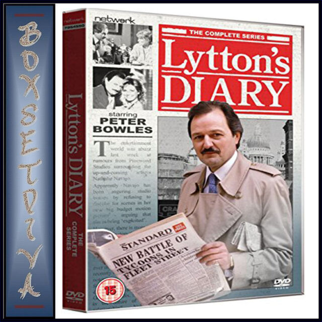 LYTTONS DIARY - THE COMPLETE SERIES **BRAND NEW DVD**