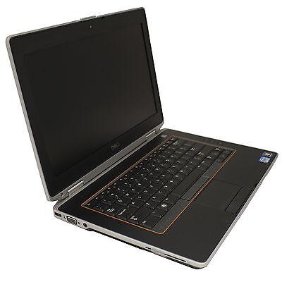 """Dell Latitude E6420 14.1"""" Notebook i5 2.50GHz 4GB 250GB HD DVDRW HDMI Win 10 Pro"""