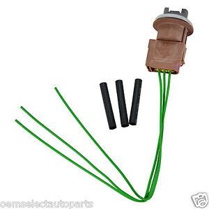 new oem ford light socket turn signal l headlight parking w wiring pigtail