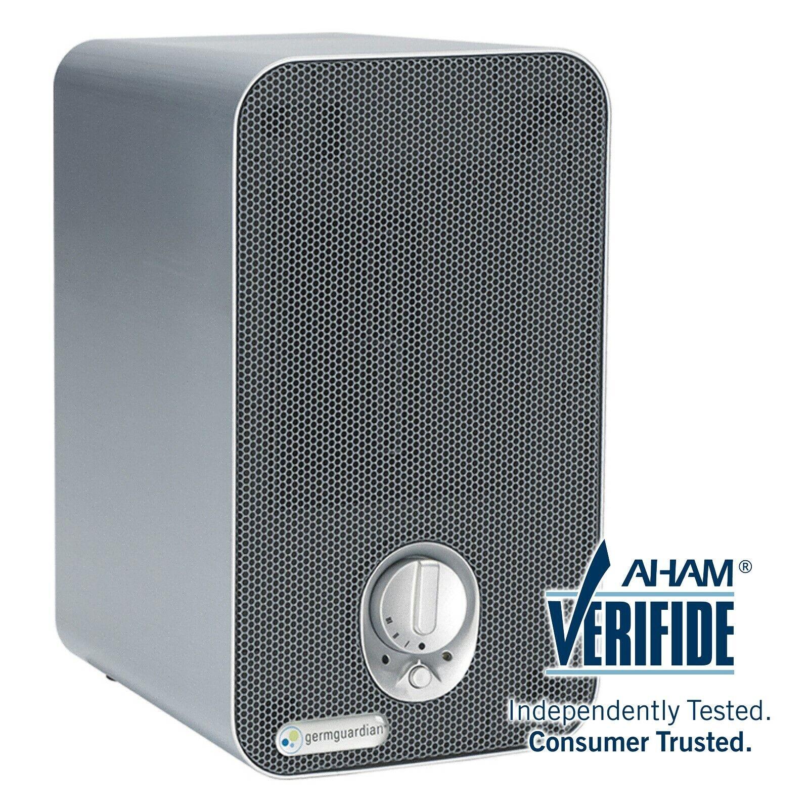 GermGuardian® AC4100 3in1 Air Purifier w/ HEPA Filter & UV