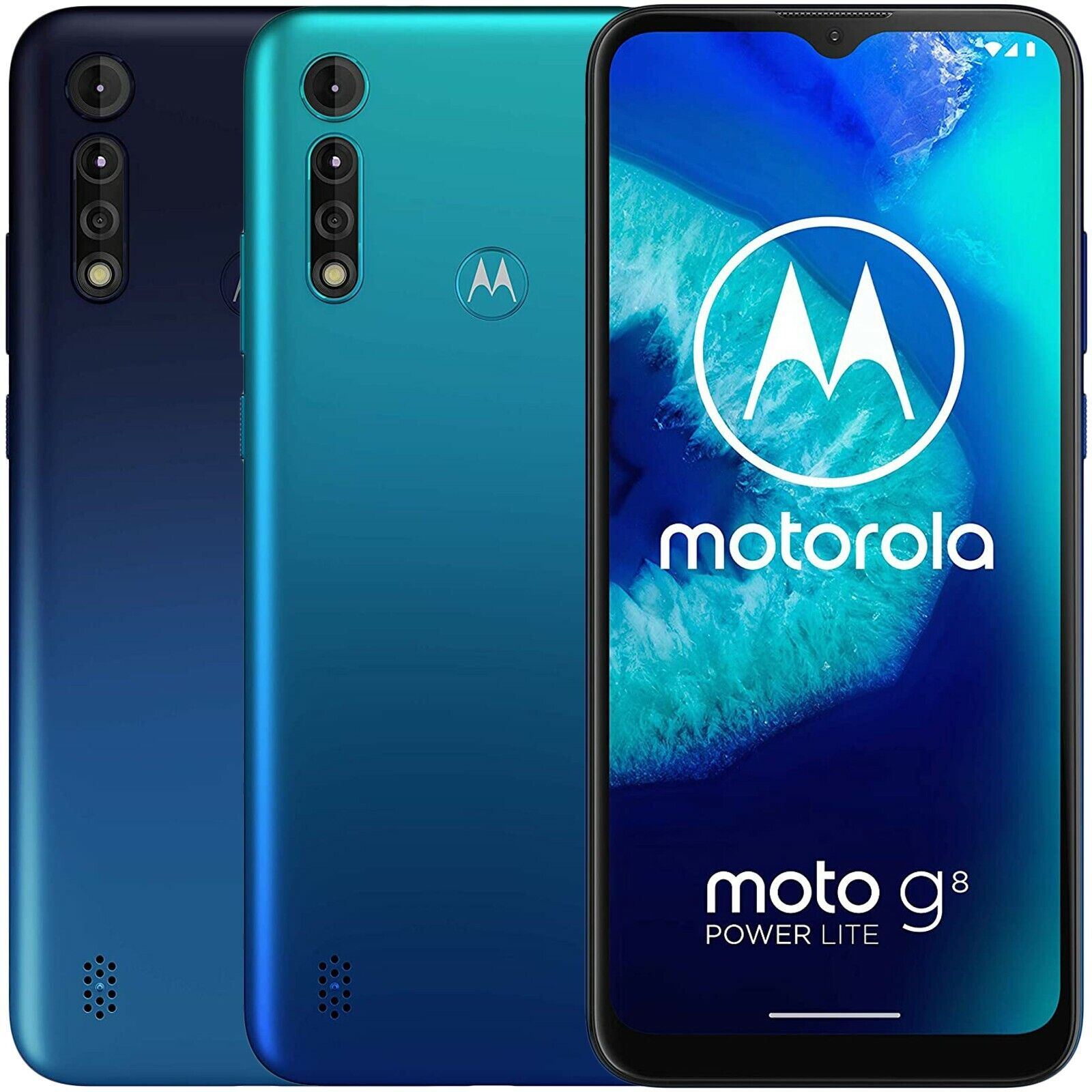 Motorola Moto G8 Power Lite XT2055-2 64GB 4GB RAM (FACTORY UNLOCKED) 6.5