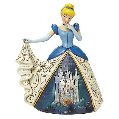 Disney Traditions 4045239 Cinderella Midnight At The Ball New & Boxed