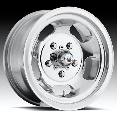 CPP US Mags U101 Indy wheels 15x8 fits: PLYMOUTH BELVEDERE FURY GTX