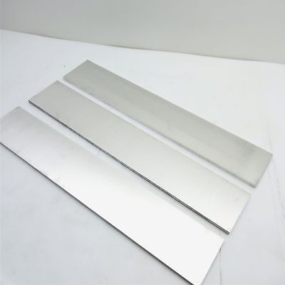 .5 Thick 12 Aluminum 6061 Plate 4 X 22.5 Long Qty 3 Sku 180167