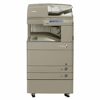 Canon Ir Advance C5030 Color Copier Printer Scanner Mfp 30ppm C5035 C5045 C5051