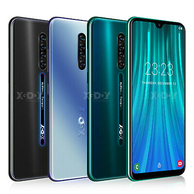 "Android Phone - Note 8 XGODY 6.3"" Unlocked LTE 4G Android Mobile Smart Phone Dual SIM Smartphone"