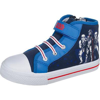 Neu STAR WARS Kinder Sneakers 6873515 für Jungen blau