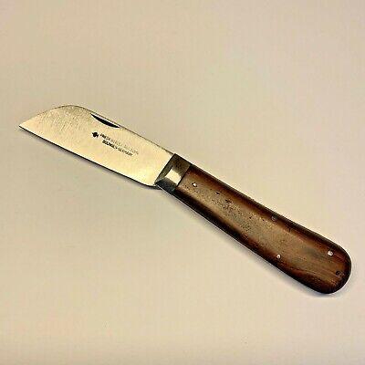 Friedr Herder Abr Sohn Solingen Germany Sheepsfoot Nautical style Folding Knife