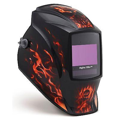 Miller Inferno Digital Elite Auto Darkening Welding Helmet 281003