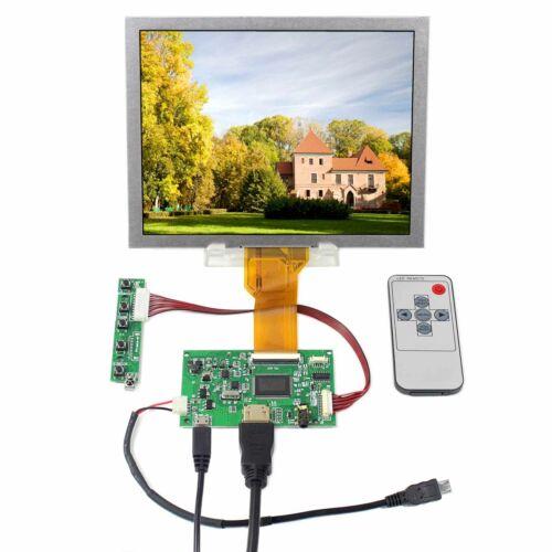 "Fit To Raspberry Pi Board HDMI LCD Controller Board 8"" EJ080"