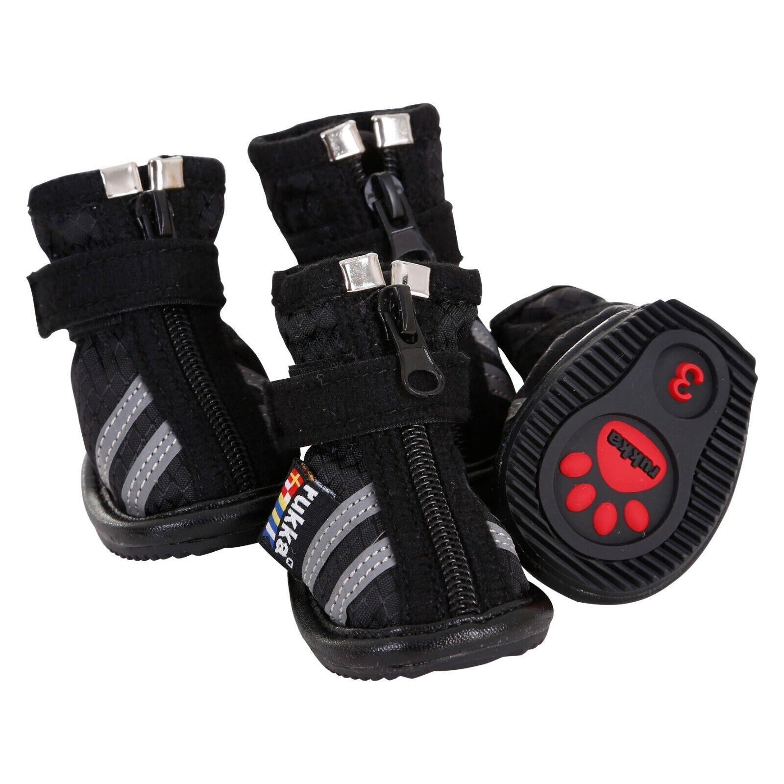dog shoes waterproof step stylish and ergonomically