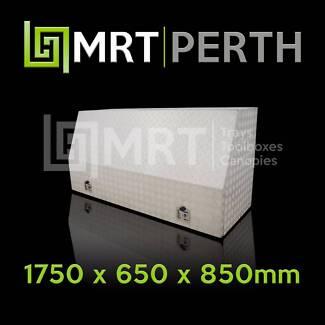 FULL OPENING ALUMINIUM TOOLBOX MRT26 – 1750mm x 650mm x 850mm