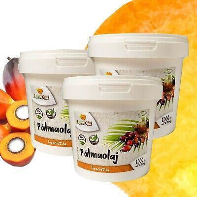 Aceite de Palma / Palmfett/ Oil / 3erPack (3 x 1000 ML...