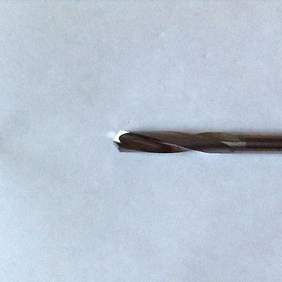 "5pcs #24 .1520/"" TiN Coated Cobalt 130° Point Parabolic Jobber Drill YG-1"