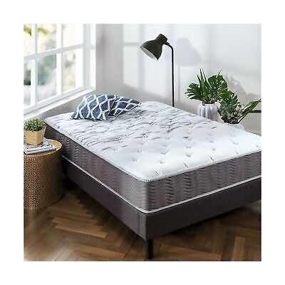 Zinus Extra Firm iCoil 10 Inch Support Plus Mattress, Full - Extra Firm Support Mattress