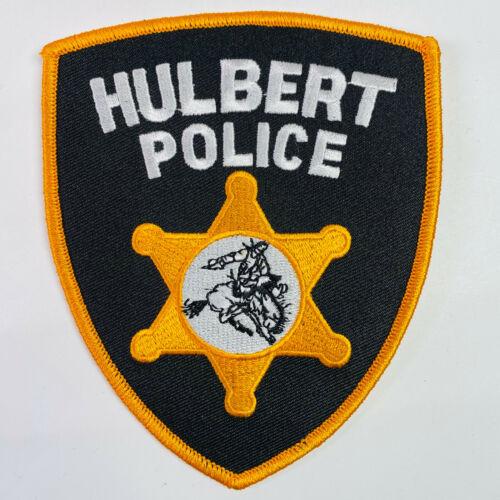 Hulbert Police Cherokee County Oklahoma OK Patch