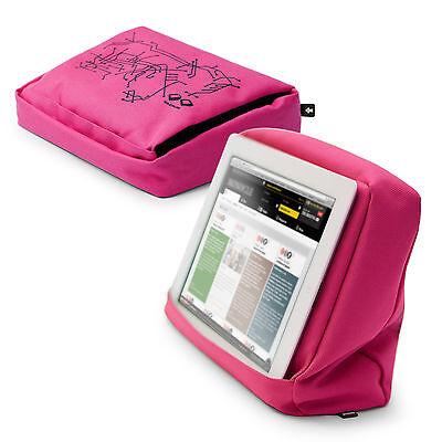Bosign Tabletpillow Hitech2 pass f. iPad/Tablet PC,Tablet-Kissen,waschbar,pink (Tablet-kissen)