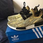NMD glitch yellow North Sydney North Sydney Area Preview