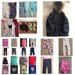 New & Used 3T clothing Toddler Girls Clothes Jacket & Boots