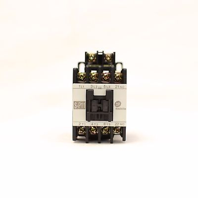 Shihlin Magnetic Contactor S-p11 3a1b Normally Closed Coil 110v