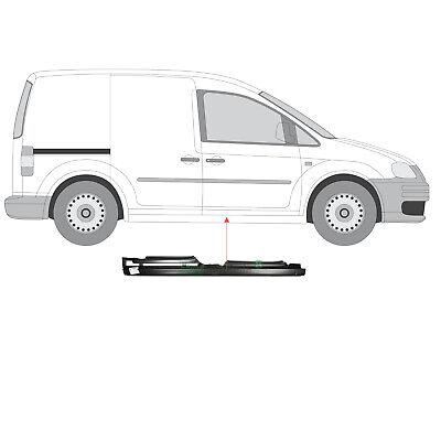 ORIGINAL VW Schalldämmmatte Dämmung Wasserkasten CADDY III IV TOURAN 1T0863993G