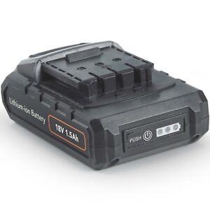 VonHaus Spare/Replacement battery for 18V Cordless Drill (Model Number 3500025)