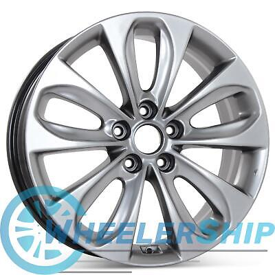 "New 18"" Alloy Replacement Wheel for Hyundai Sonata 2011 2012 2013 Rim 70804"