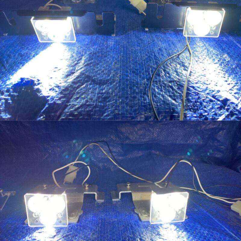WHELEN LFL LIBERTY LR-11 SUPER LED TAKEDOWN ALLEY LIGHTS 🔦 UPGRADE KIT