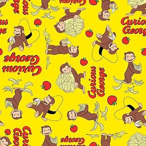 Curious George Sheets Ebay