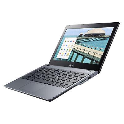 "Acer ChromeBook 11 2955U, 4GB RAM, 16GB SSD 11.6"" Laptop (Certified Refurbished)"