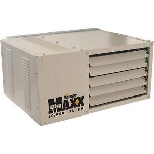 Mr Heater Big Maxx Natural Gas Garage/Workshop Heater  50K BTU LP Conversion Kit