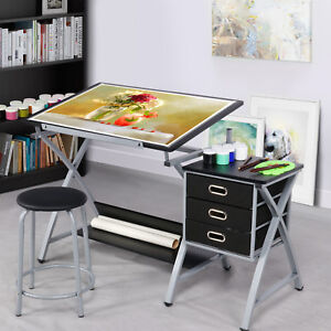 folding craft table ebay rh ebay co uk