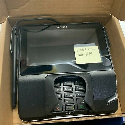 Verifone Mx 925 Pin-pad Payment Terminal Credit Card Machine 7 New Open Box
