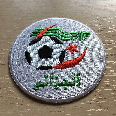 Emblem Algerien Logo Patch Jersey Badge Algeria Africa Unity Camiseta Maglia