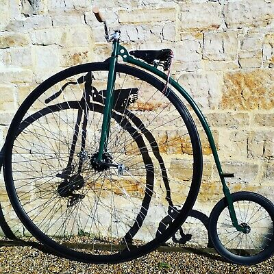"54"" Penny Farthing - Trott & Sons -  British Racing Green"