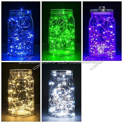 Best Price! 3M 30LED Cell Battery Operated Micro Wire String Fairy lights
