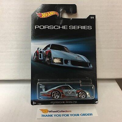 Porsche 935-78 * Hot Wheels Porsche Series Walmart Only * G44