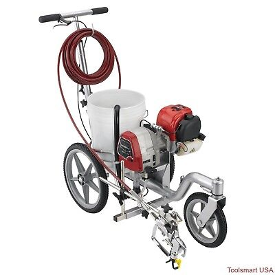 Titan Speeflo Powrliner 850 Powerliner Field Line Striper 0290005 Machine
