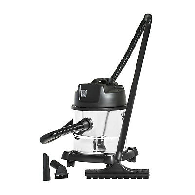 Wet & Dry Vacuum Cleaner Industrial Water and Dirt All in 1 Blower Vac 15L 1200W