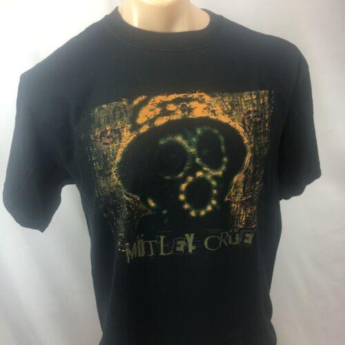 """2006 MOTLEY CRUE """"ROUTE OF ALL EVIL"""" Concert Tour (L) T-Shirt"""