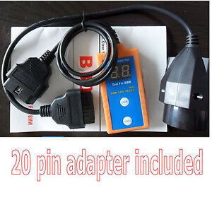 Airbag Reset Tool Diagnostic Scanner Code Reader For Bmw