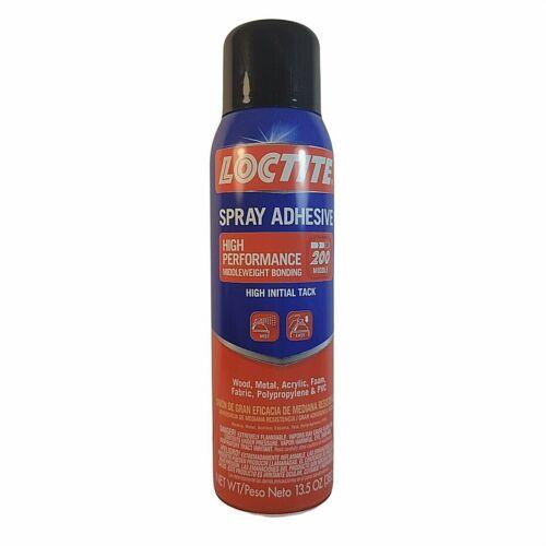 Loctite Spray Adhesive High Performance 200, 13.5 Oz. Spray Can (2235317)