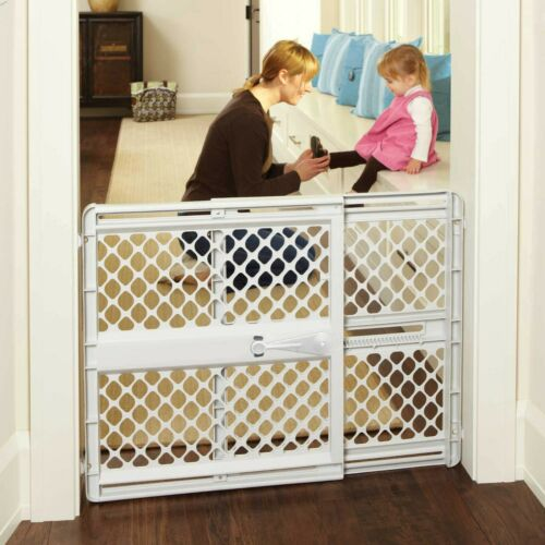 Mount Gate Door Stair Dog Child Barrier Toddler Fence Pet Gate Walk Baby Safety