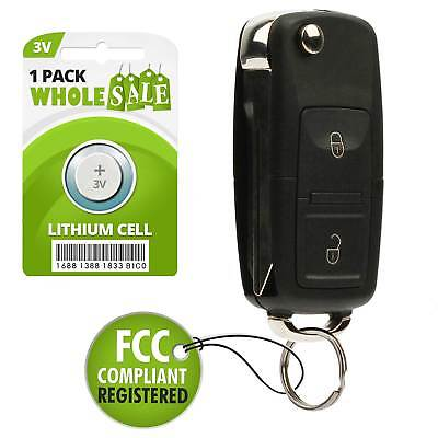 Replacement For 2006 2007 2008 Lincoln Mark LT Flip Key Fob Remote