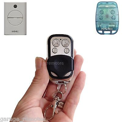 Remote Control Suits FAAC 433 LC RC 740 741 402 415 413 swing sliding gate NEW