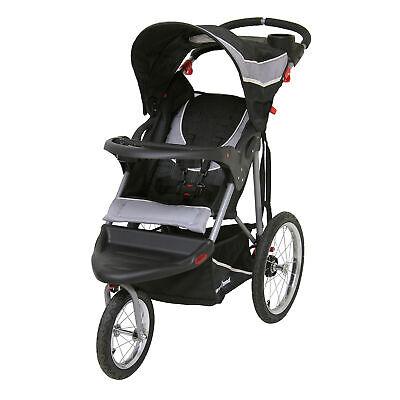 Baby Trend Jogging Stroller 3-Wheel Jogger Travel System Inf